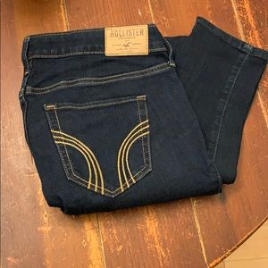 Hollister super skinny low rise